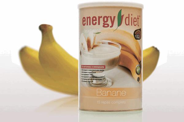 На сколько хватает банки Energy Diet