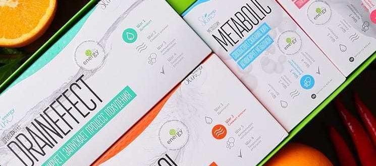 Коктейль Energy Diet Энерджи Диет для похудения отзывы